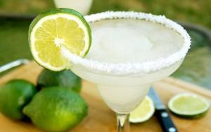 Classic Frozen Margarita