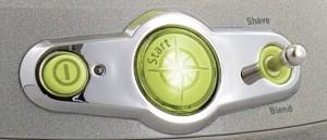 Margaritaville DM0500 Frozen Concoction Maker - controls closeup