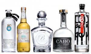 celebrity tequilas