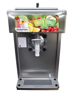 Margarita Girl Commercial Margarita, Slush & Frozen Drink Machine - front view