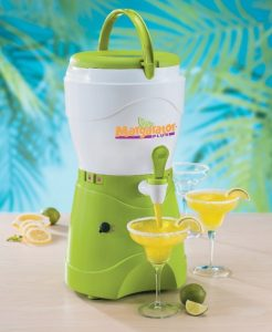 Nostalgia 1-Gallon Margarator Plus Margarita & Slush Maker - outside