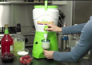 Nostalgia 1-Gallon Margarator Plus Margarita & Slush Maker - size