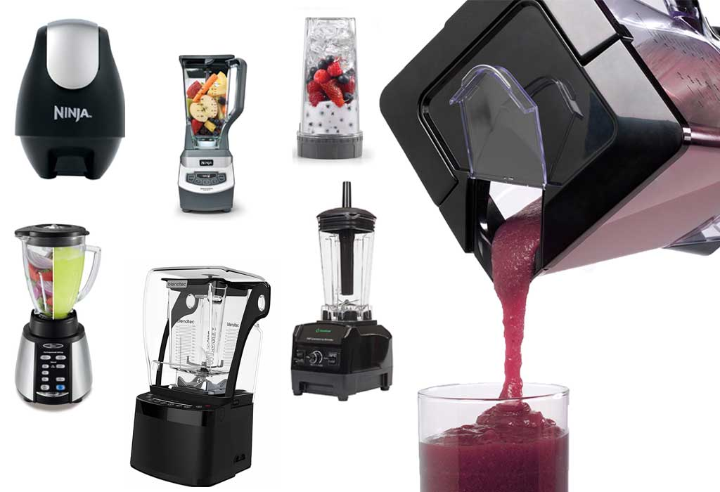 The World\'s Best Blenders for Frozen Drinks and Smoothies 2019