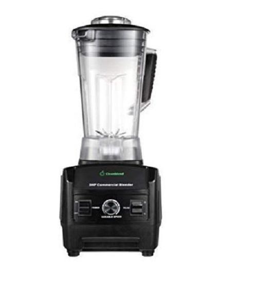 Cleanblend 3HP 1800-Watt Commercial Blender Review