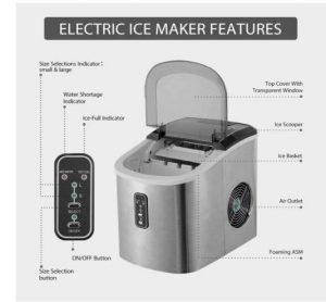 sonic style ice machine