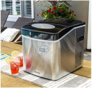 top rated portable ice maker