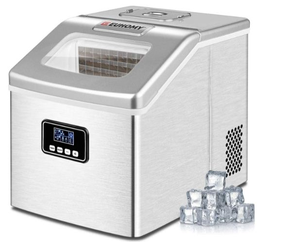 small ice maker for bar