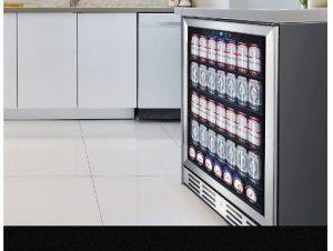 best beverage cooler for beer bottles
