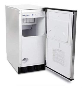 under counter ice maker