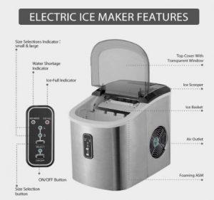 sonic ice maker